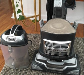 How To Clean A Shark Vacuum Cleaner