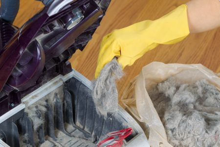 How to Remove Bad Vacuum Cleaner Smells