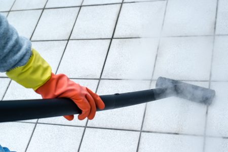 The Top Five Steam Mops for Tiles and Grout