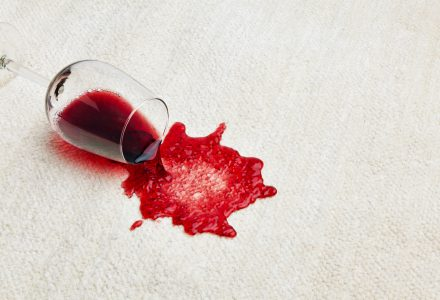 How to Clean Red Wine from Carpet (The 5 Most Effective Methods)