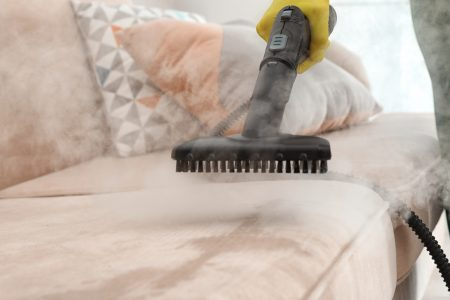 All You Need to Know About Steam Cleaning a Couch