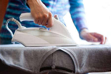 How to Iron Polyester (Step by Step Tutorial)